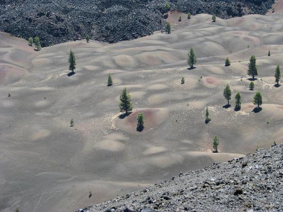Grace Lake Resort Lassen Lodging: Painted Dunes