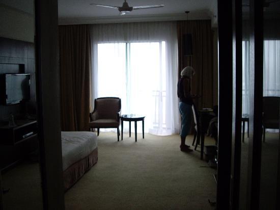 เฮอร์ริเทจ โฮเต็ล คาเมรอนไฮท์แลนด์: room 605