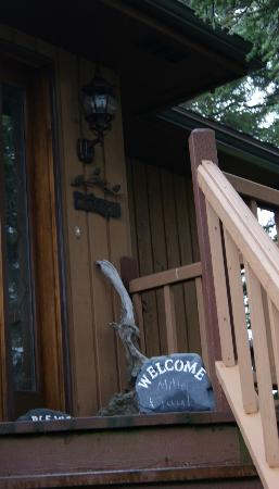 A Channel View B&B: Personal welcoming touches