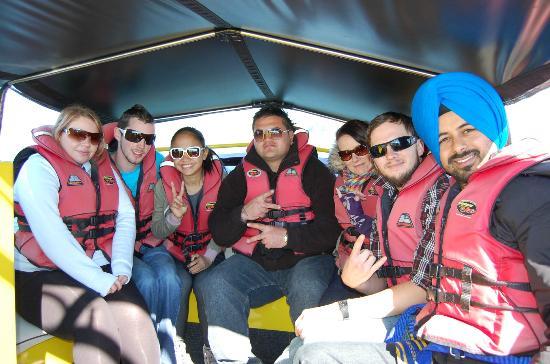 Kawarau Jet Rotorua & Kjet Parasailing: Top 10 famil