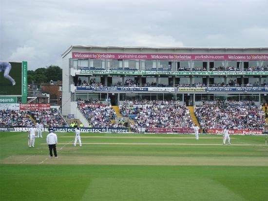 Headingley Carnegie Cricket Ground: West Stand