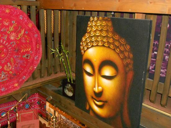 Annapurna Restaurant: Mangez dans un cadre reposant...