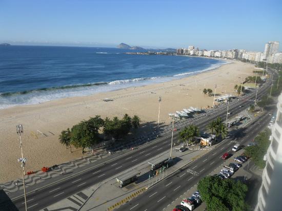 Arena Copacabana Hotel: Copacabana!