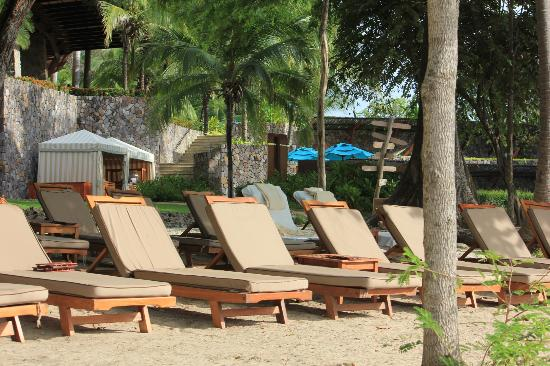 Four Seasons Resort Costa Rica at Peninsula Papagayo: Playa of relaxation