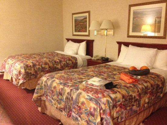 Drury Inn & Suites Atlanta Airport : Double Deluxe Room