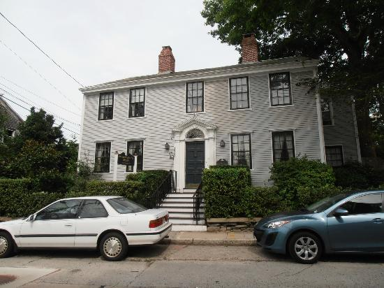 The Samuel Durfee House