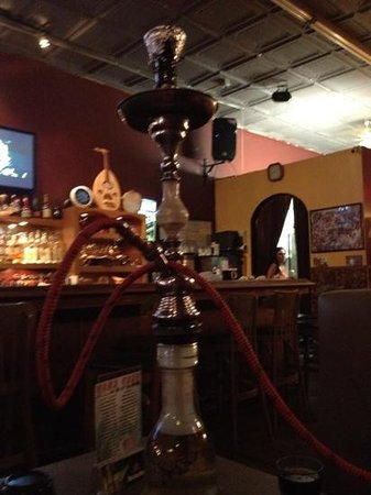 Nara Cafe and Hookah Lounge