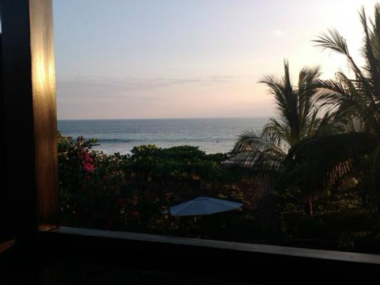 Tortuga del Mar: my view from the balcony :)