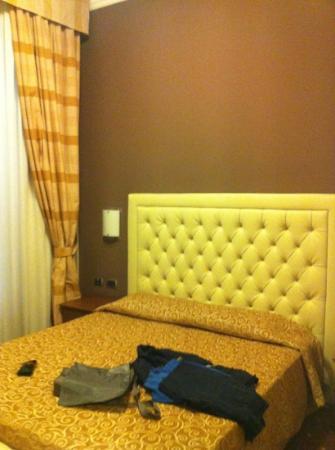 Residence de la Gare: stanza da letto
