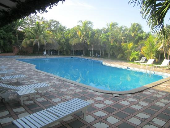 Hotel San Cristobal : Big Pool
