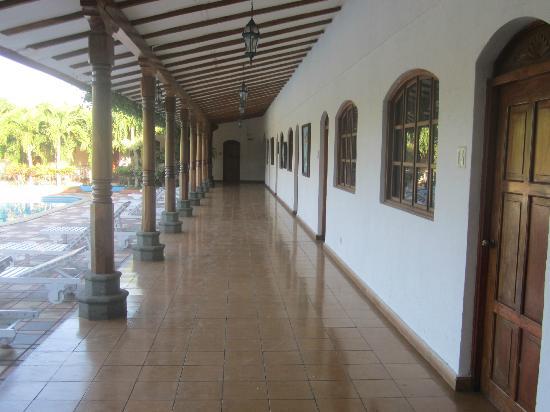 Hotel San Cristobal: Hotel Hall