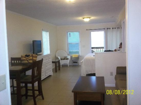 Room 206 at the Saint Augustine Beach House