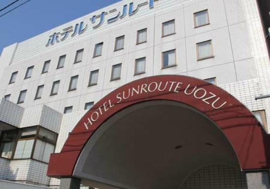 Sky Hotel Uozu