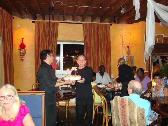Sunset Bar & Grill: Special Occasion