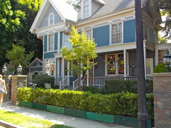 Burbank, Kalifornia: Spencer Hasting's house on pretty little liars