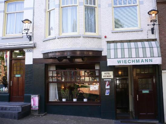 Amsterdam Wiechmann Hotel: Wiechmann Hotel