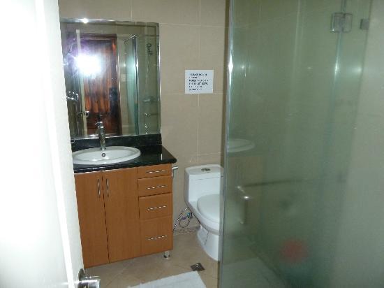 Affinity Condo Resort : Bathroom