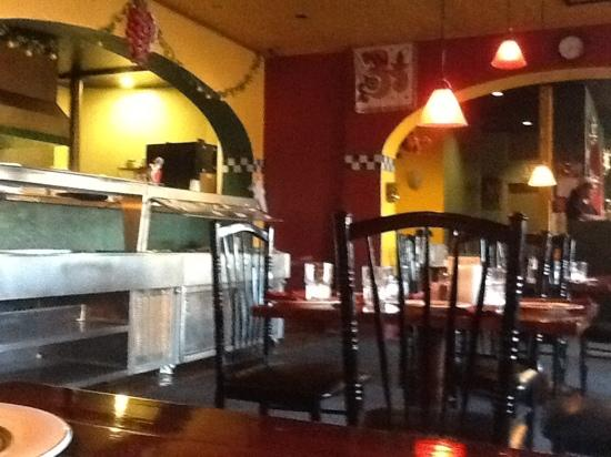 Muskan Indian Restaurant : Interior
