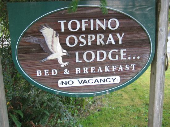 Tofino Ospray Lodge: Great fishing with Ospray Fishing Charters & Lodge