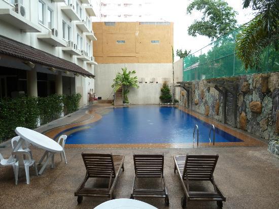 Pool Picture Of Savannah Resort Hotel Angeles City Tripadvisor