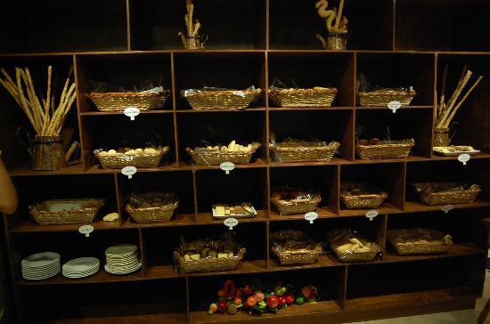 Precio Desayuno Buffet Fiesta Americana