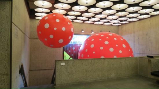 Whitney Museum of American Art: la retrospettiva di Y. Kusama