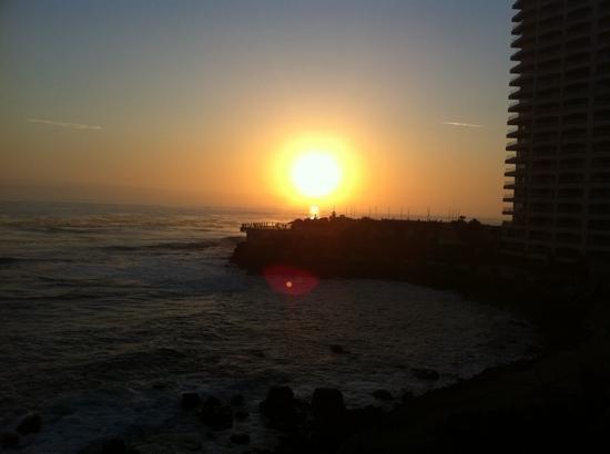 Hotel Calafia: un atardecer en calafia