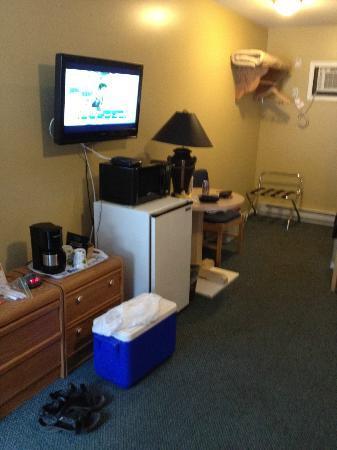 Park Motel: Room 31