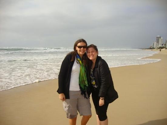 Surfer's Paradise Beach : imagina no verão?!?