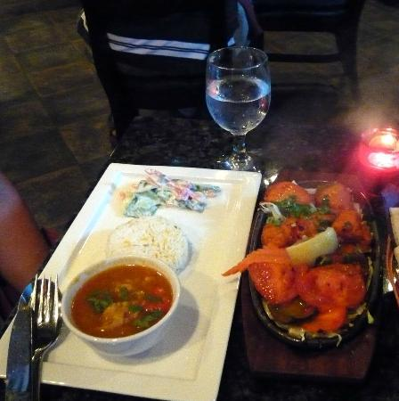 The Himalayan: Himalayan grilled fish
