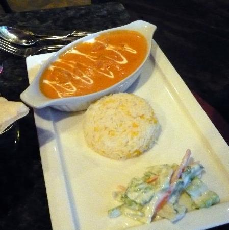 The Himalayan: Mango fruity