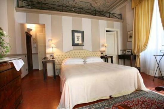 Hotel Villa Beccaris: Deluxekamer