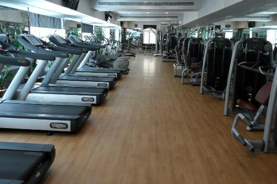 Wyndham Grand Regency Doha: Fitness Center