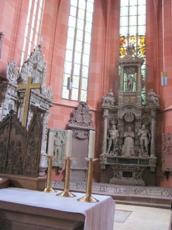 St. Marien-Kirche (Mariä Himmelfahrt): choir