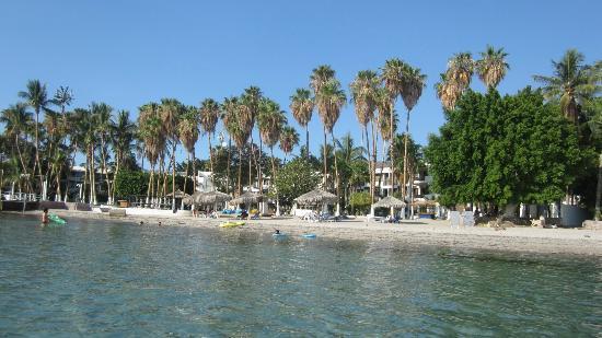 La Concha Beach Resort View Of The Hotel