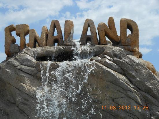 Taman Hiburan Etnaland: Etnaland