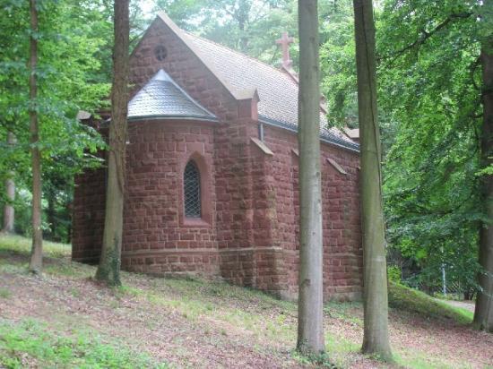 Wertheim, Germany: chapel