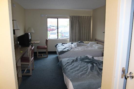 Motel 6 San Simeon: chambre double