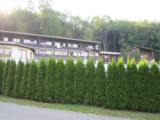 Hotel St. Ulrich: vooraanzicht