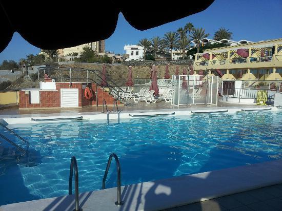 Atlantic Beach Club: Het mooie zwembad