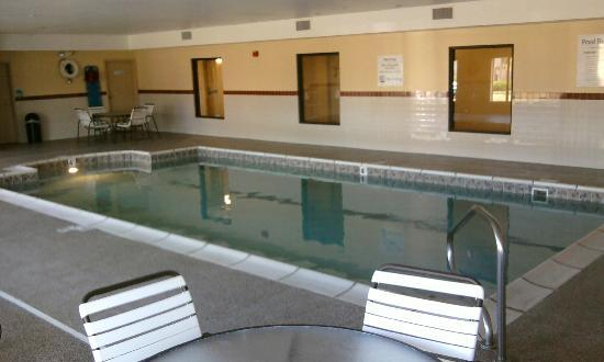 Holiday Inn Express Hotel & Suites Shelbyville - Indianapolis: Pool