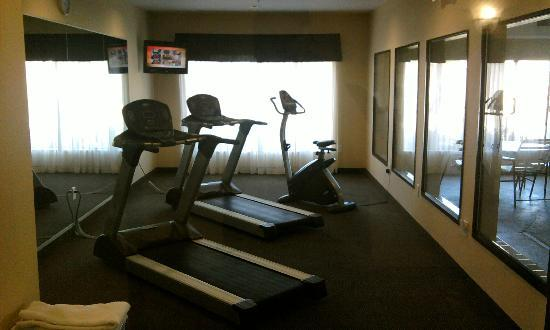 Holiday Inn Express Hotel & Suites Shelbyville - Indianapolis: Fitness
