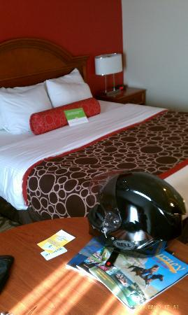 La Quinta Inn & Suites North Platte: Nice King Room