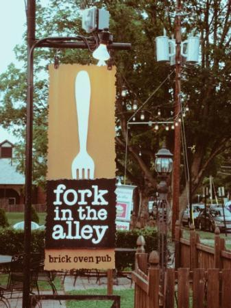 Fork in the Alley : Ambiance (1)