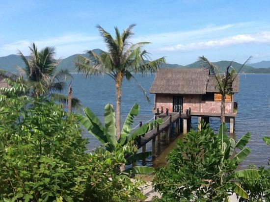 Vedana Lagoon Resort & Spa: vue de la chambre