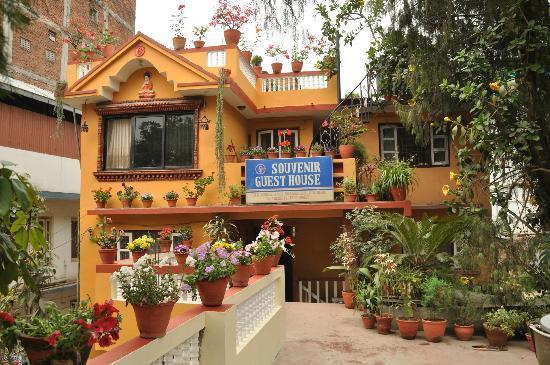 Souvenir Guest House & Restaurant: Front view