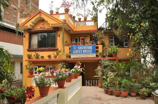 Souvenir guest house restaurant kathmandu nepal for Guest house cost