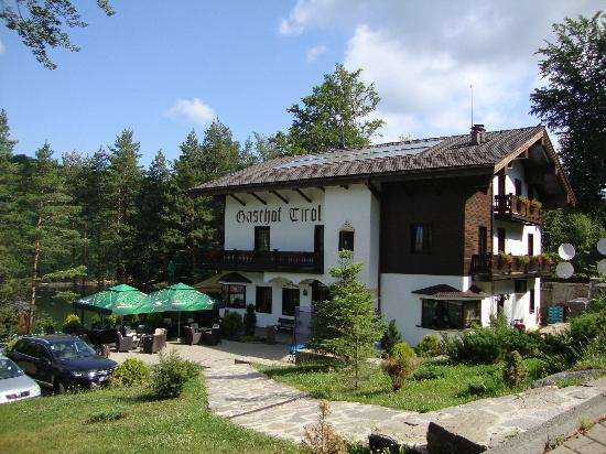 Valiug, Rumania: Hotel