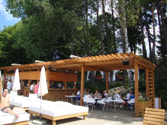 Valiug, Romania: Casa Baraj Ponton