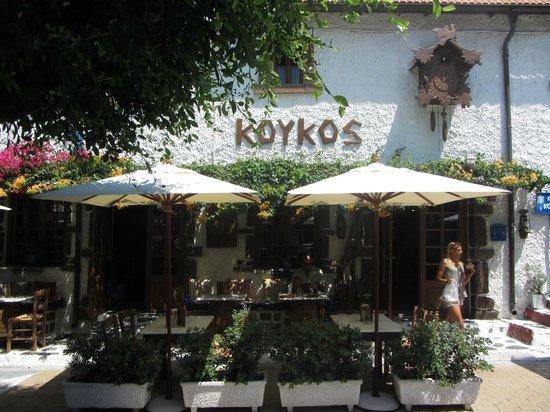 Koukos Restaurant: Koukos